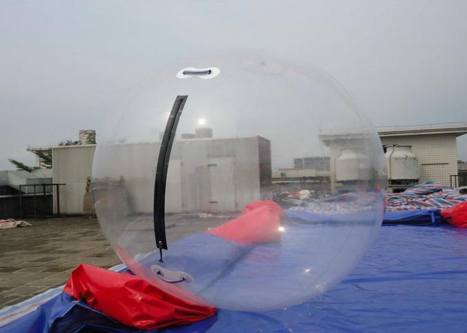 Transparent Inflatable Walk On Water Ball