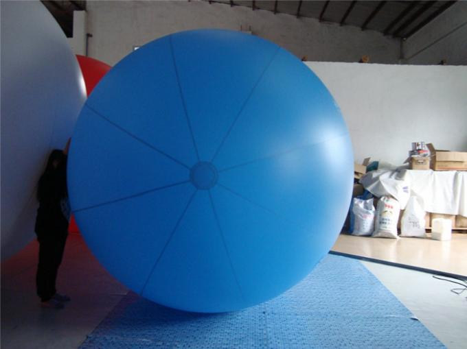 Commercial Inflatable Advertising Balloons 0 2mm Pvc