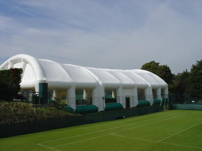 Inflatable Tennis Dome : Outdoor events giant inflatable event tent activities