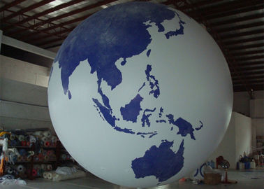 Fully Printing Inflatable Balloon For Advertising With 0.2 Mm PVC