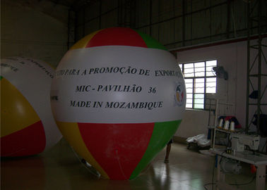 Fully Printing Inflatable Advertising Balloons With 0.2 Mm PVC