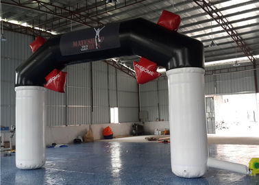 Good Quality Inflatable Water Parks & Safe Durable 6m X 3m Inflatable Arches For Events / Advertising on sale