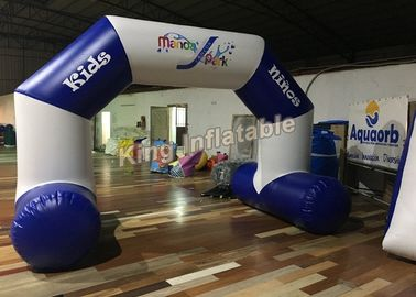 5m High  Outdoor Promotion Inflatable ArchesFor Event Or Promotion ,  Inflatable Gate