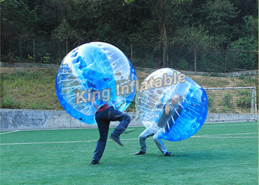 Good Quality Inflatable Water Parks & 1.0mm PVC Inflatable Human Bumper Ball Soccer Bubble For Football Game on sale