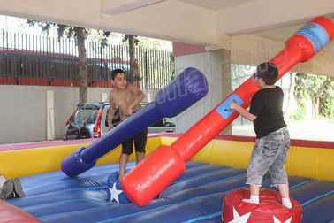 Good Quality Inflatable Water Parks & Red and Blue Gladiator Joust Inflatable Sport Games for Kids and Adults on sale