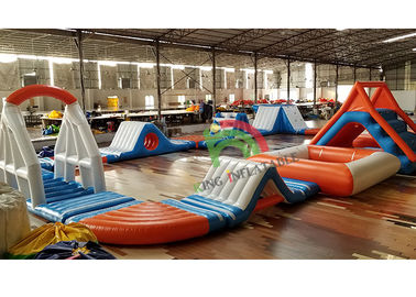 Good Quality Inflatable Water Parks & Durable 0.9mm PVC Tarpaulin Inflatable Floating Water Park For Adult & Kids on sale