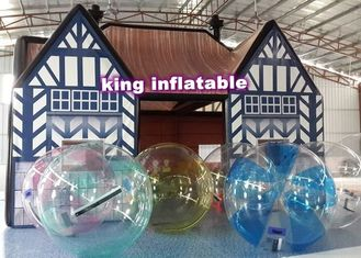 Large Walking On Water Balls Inflatable Water Toys with Custom Logo Printed