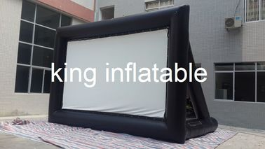 Good Quality Inflatable Water Parks & Big Airtight Inflatable Movie Screens CE Appoval PVC Tarpaulin on sale