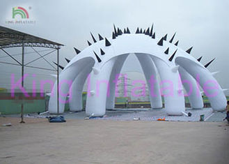 Good Quality Inflatable Water Parks & Outdoor Giant Spider Inflatable Event Tent For Advertising / Commercial Business on sale