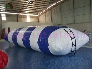 Good Quality Inflatable Water Parks & SGS Blue PVC Blow Up Water Park Jumping Flip Water Toy, Inflatable Water Blob on sale
