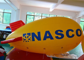 Large Inflatable Blimp for Event Advertising / Inflatable Airplane Balloon for Advertising