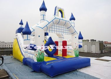 26ft Inflatable Camelot Castle Customize With Slide N Obstacles