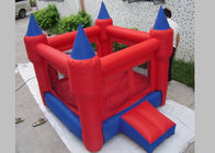 China 210d Oxford Fabric Toddler Bounce House Quadruple Stitching CE factory