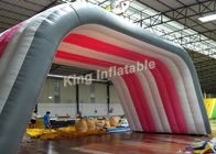 Custom White Inflatable Event Tent Size 10*5*5m For Shelter Or Advertising