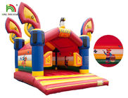 Giant Kids Inflatable Jumping Castle With Door And Eagle 6.6 x 5.0 m