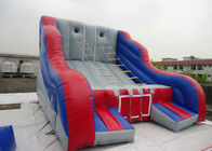 China 6m PVC Outdoor Inflatable Sports Games Arena Track for Kids / Adults , Durable And Aafety factory