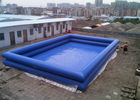 Double Layers PVC tarpaulin Inflatable Swimming Pools Above Ground for Household
