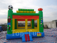 Durable Outdoor Inflatable Jumping Castle Combo Giant Amusement Park Equipments
