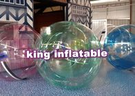 China Large Walking On Water Balls Inflatable Water Toys with Custom Logo Printed company