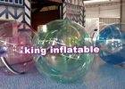 China Large Walking On Water Balls Inflatable Water Toys with Custom Logo Printed factory