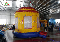 China PVC Tarpaulin Birthday Jumping Castle Inflatable Bounce House For Toddler factory