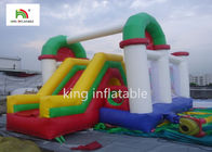 China Outdoor Inflatable Jumping Castle Bounce House Customized Size ROHS EN71 factory