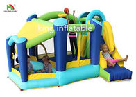 China EN71 Inflatable Bouncer / Childrens Bouncy Castle With 1 Year Warranty company