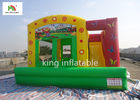 China Colorful Amusement Inflatable Jumping Castle With Slide For Toddler Oxford CE Blower factory