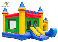 China Colorful Toddler Infltable Jumping House Oxford Fabric Double - Triple Stitching factory