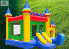 Colorful Toddler Infltable Jumping House Oxford Fabric Double - Triple Stitching