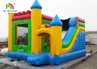 Customized Kids Inflatable Jumping Castle School Rental 1 Year Warranty