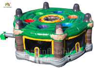 China SGS ROHS Interactive Sports Games 4.2 m Diameter Inflatable Human Whack A Mole factory