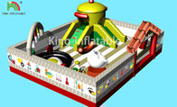 China Durable Inflatable Amusement Park  Food Theme Jumping Castle Bouncer factory