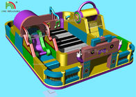 China Music Theme Piano Inflatable Amusement Park Giant Commercial Jumping Castle company