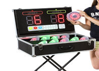 Two Players IPS Interactive Arena Inflatable Sports Games