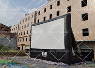 29 ft Large Inflatable Movie Screen / Inflatable Cinema Screen For Drive In Car