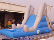 China Commercial Inflatable Water Slide Pool For Kids Amusement Games factory