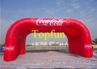 Advertising Inflatable Tent / Marquee With Logo For Outdoor Advertising / Promotion