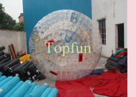 Light Roller Inflatable Zorb Ball With CE Standard 1.0MM PVC Material