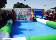 China Colorful Inflatable Swimming Pools company