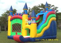 China Elegant Princess Inflatable Jumping Castle factory