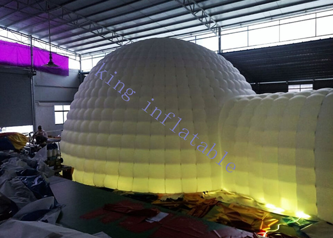 Double / Quadruple Stitching Inflatable Dome Tent For C&ing 3 Years Warranty & Double / Quadruple Stitching Inflatable Dome Tent For Camping 3 ...