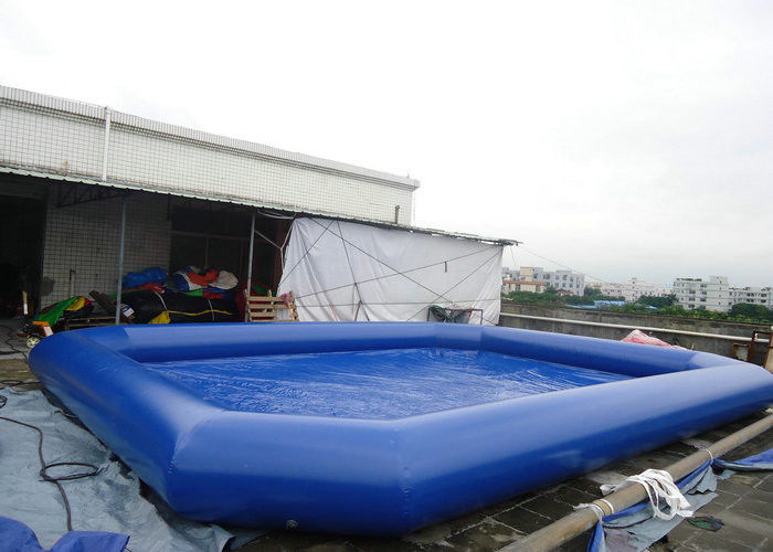 Mobile Portable Large Inflatable Swimming Pools With