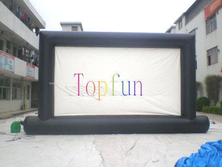 Outdoor Inflatable Movie Screen Giant Movie Screen Movie Inflatable Screen