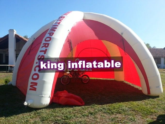 & Colorful Event Tent/Camping Tent/Inflatable Lawn Tent/OEM Color Tent