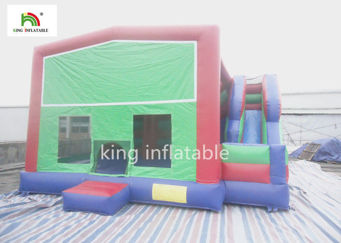 Backyard Kids Inflatable Jumping House Bounce Castle With Slide Rent EN14960