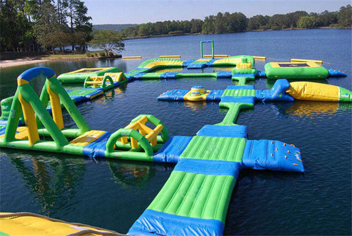 Giant Commercial Inflatable Water Parks Summer Water Toys ...