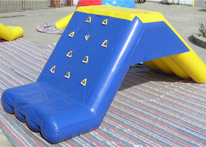 Mini Inflatable Water Slide For Parks And Swimming Pool
