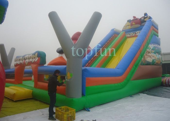 Commercial Inflatable Amusement Park