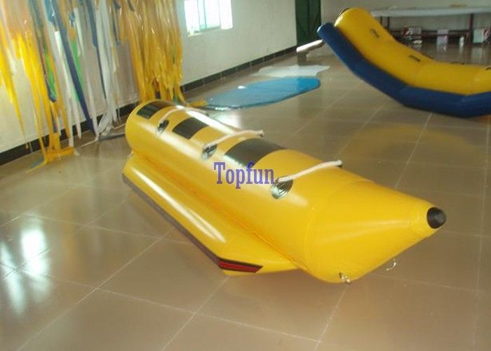 Summer Single Lane Inflatable Fly Fishing Boats 3 Person